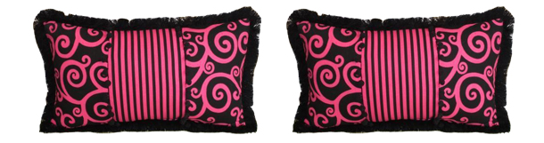 blackhotpinkpillows