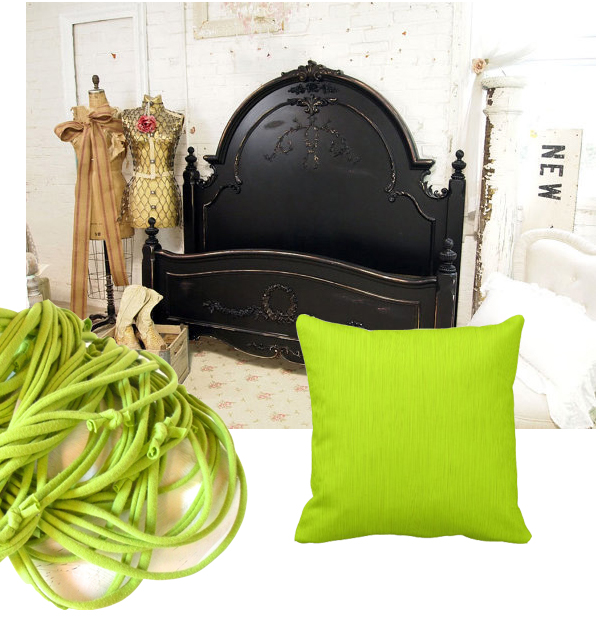 black-bed-tender-shoots-pillow