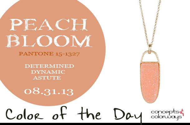 08.31.13-Peach-Bloom-Color-of-the-Day