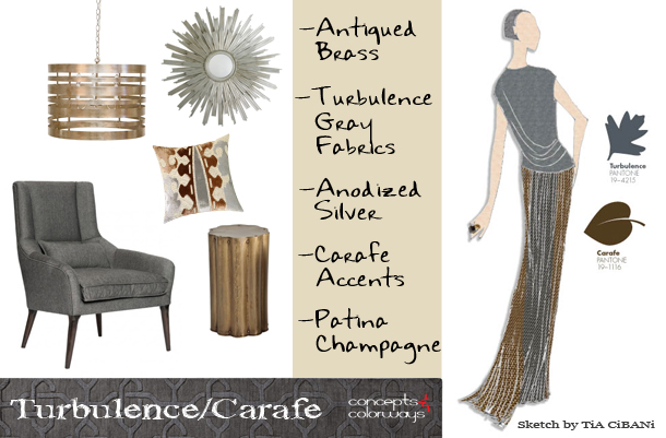 Fashion Forward {Turbulence/Carafe}
