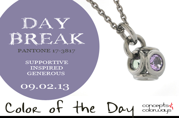 Color of the Day {Daybreak}