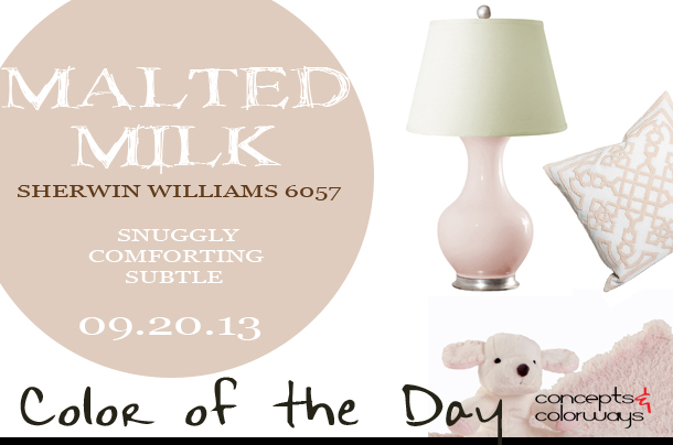 09.20.13-malted-milk-color-of-the-day