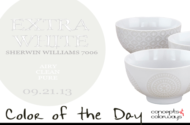 Color of the Day - Concepts and Colorways