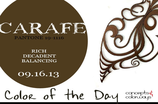 Color of the Day {Carafe}