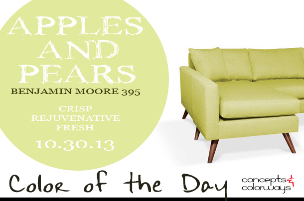 10.30.13-apples-and-pears-color-of-the-day