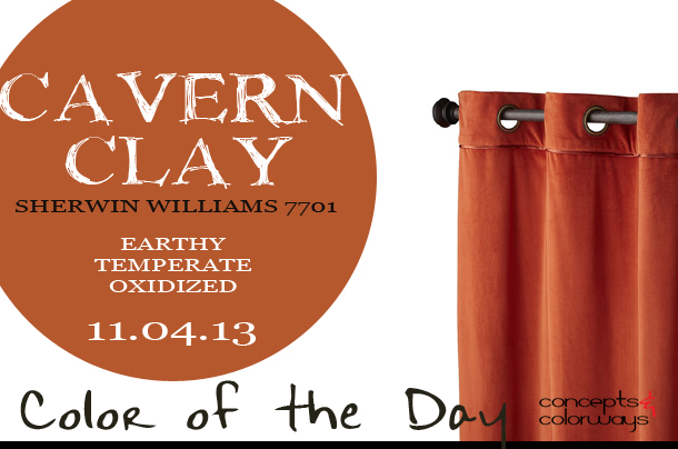 11.04.13-cavern-clay-color-of-the-day