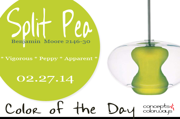 02.27.14-split-pea-color-of-the-day