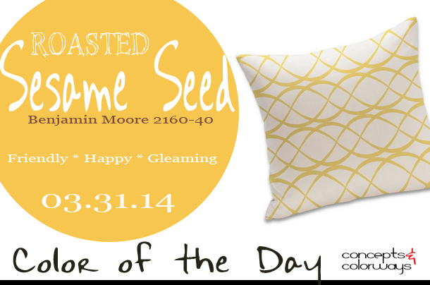 03.31.14-roasted-sesame-seed-color-of-the-day