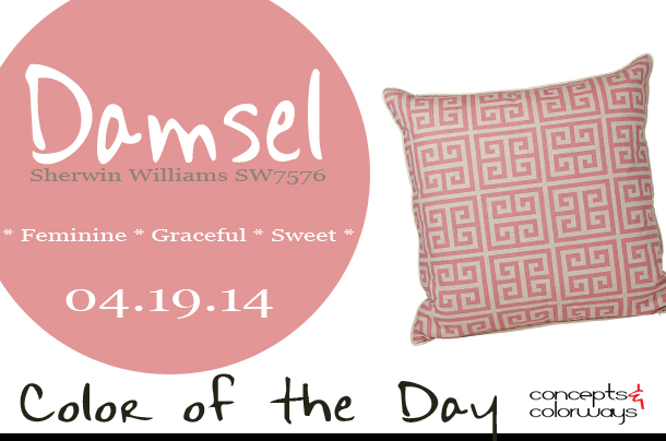 Color of the Day {Damsel}