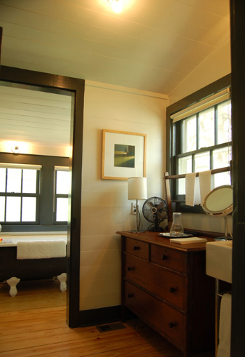 Bathroom Design With Wood Trim : Dark olive green archives concepts and colorways