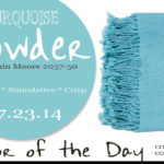 07.23.14-turquoise-powder-color-of-the-day