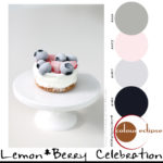paint palettes, color palettes, color schemes, color combinations, easy lemon berry pie recipe