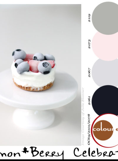 Paint Palettes {Lemon*Berry Celebration}