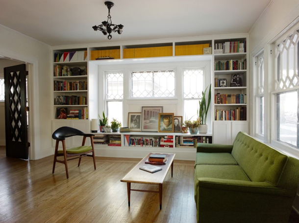 Living Room by Keep Smiling Home. Photo by Conan Y. Fugit.