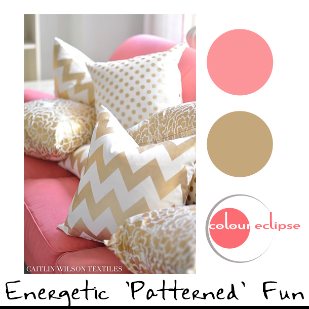 ENERGETIC PATTERNED FUN