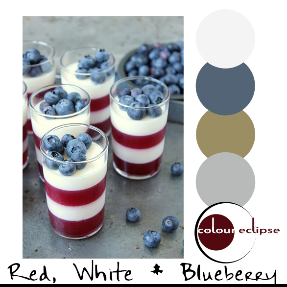 RED, WHITE * BLUEBERRY