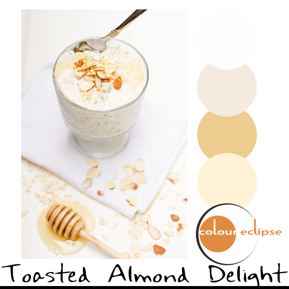 TOASTED ALMOND DELIGHT