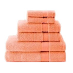 cadmium orange towels