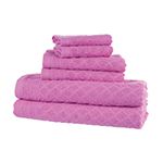 cashmere rose towels