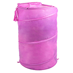 cashmere rose laundry hamper