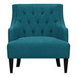 teal tess chair crate and barrel
