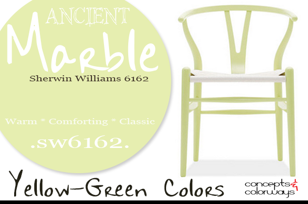 sherwin williams ancient marble color of the day