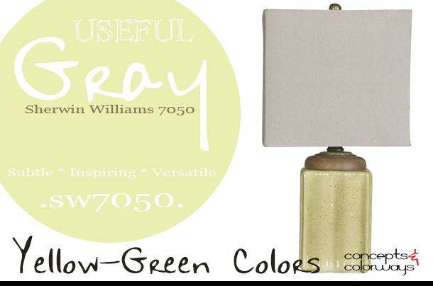 sherwin williams useful gray used in interior design