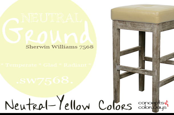 sherwin williams neutral ground used in interior design