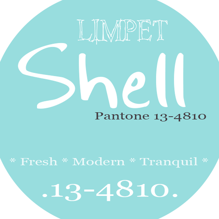 PANTONE LIMPET SHELL