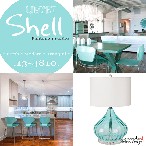 pantone limpet shell color trends