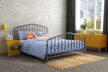 gunmetal gray bed pantone sharkskin