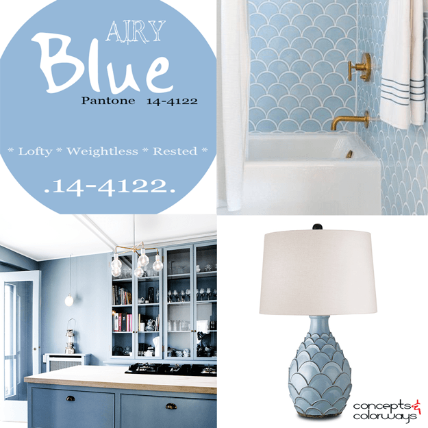 pantone airy blue color trend 2016