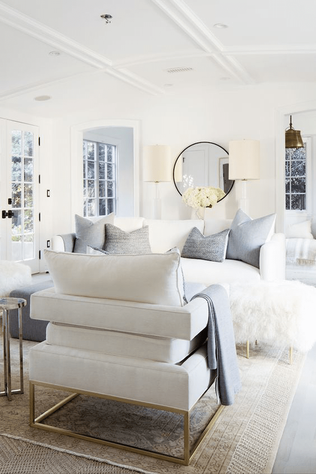 Benjamin Moore Simply White Concepts And Colorways