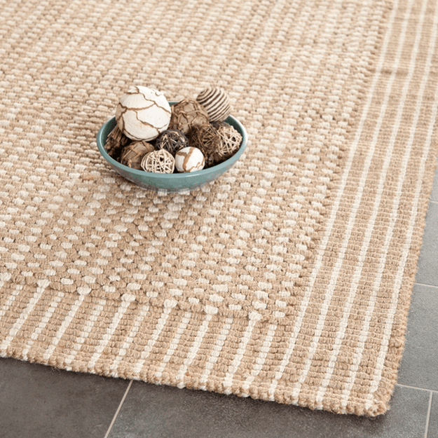 camel brown sisal rug