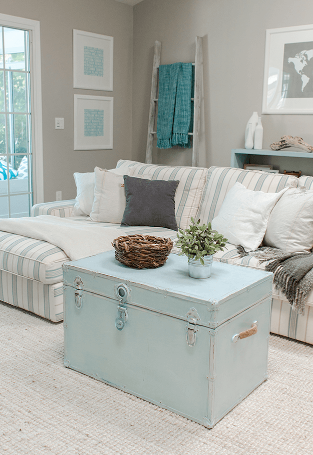 COASTAL COZINESS Concepts And Colorways