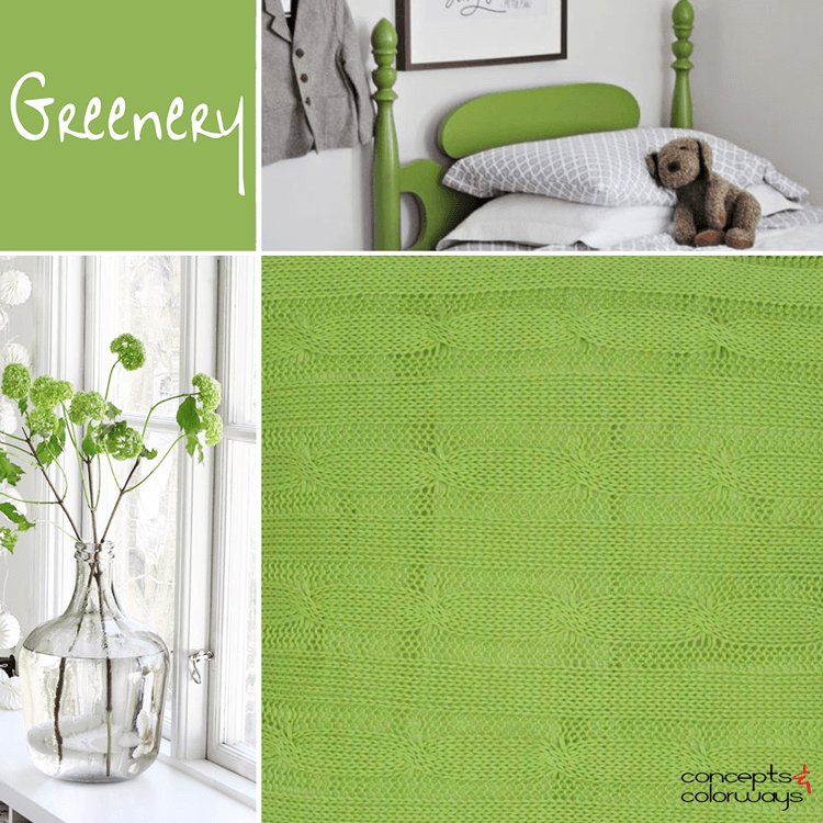 pantone greenery, bright green, lime green, apple green, spring green, 2017 color trends, color trends, color for interiors