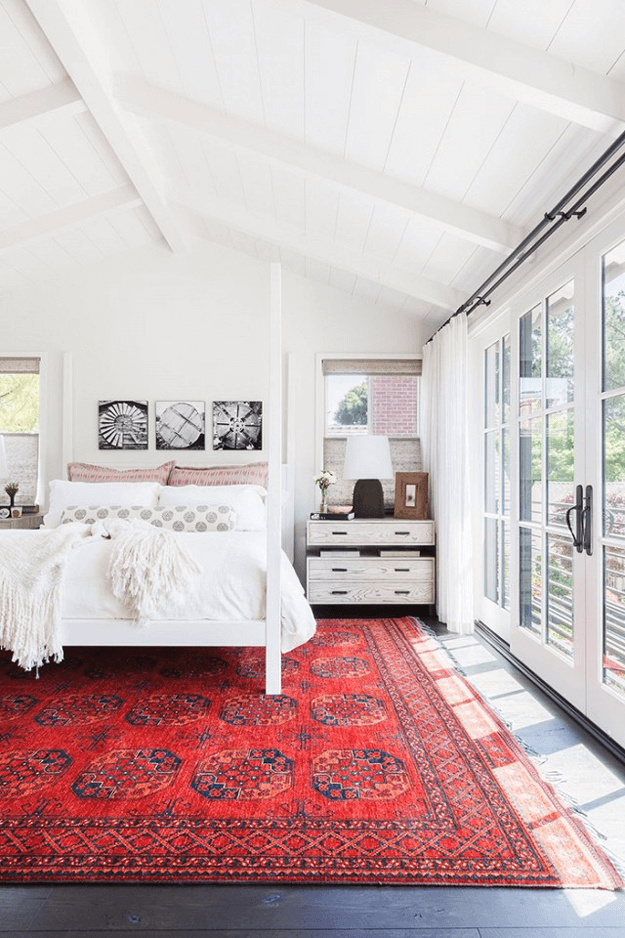 Bright White Bedroom: Concepts And Colorways