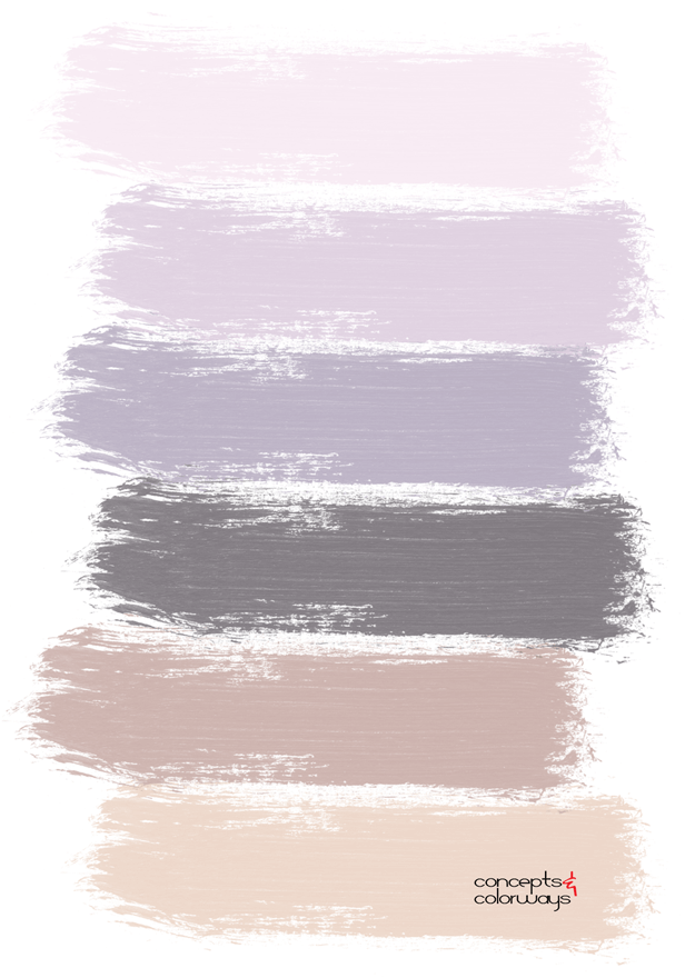 mental vacation paint palette