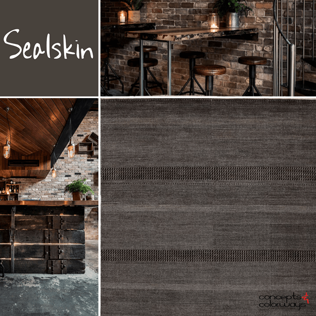 sherwin williams sealskin interior color trends 2017