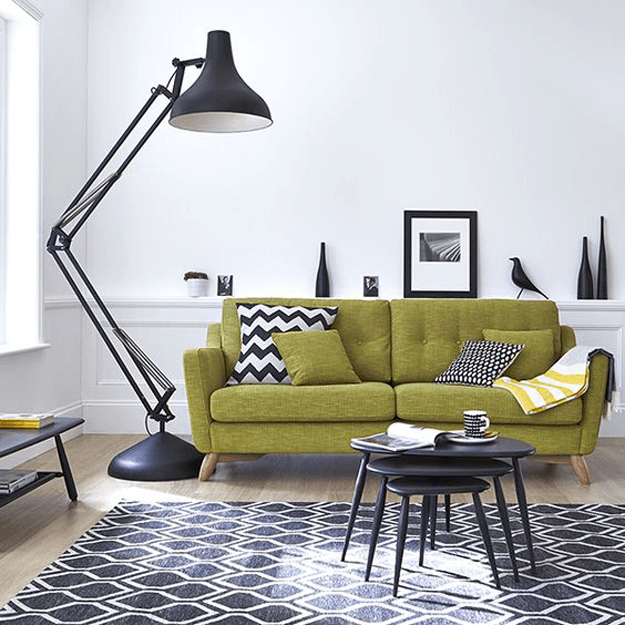 Pantone golden lime concepts and colorways Home design golden city furniture