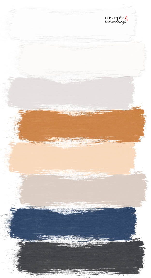 posh farmhand paint palette