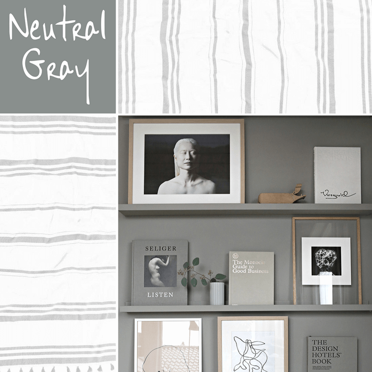 pantone neutral gray, greige, warm gray, 2017 color trends, color trends, color for interiors