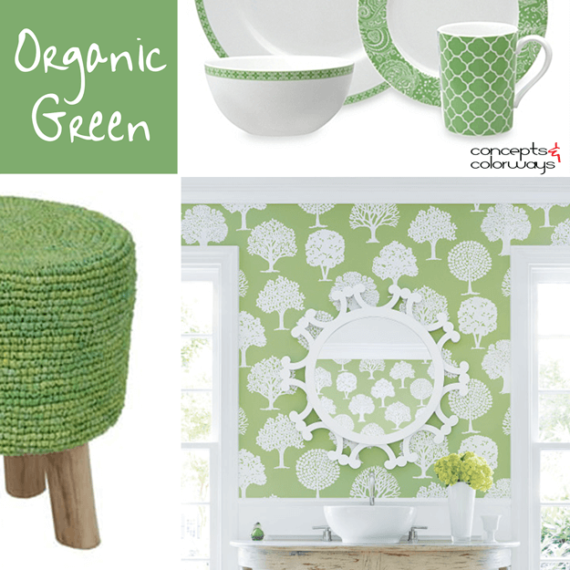 sherwin williams organic green interior design color trend