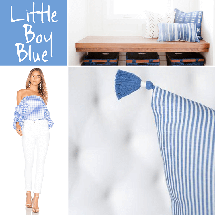 PANTONE LITTLE BOY BLUE
