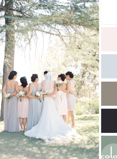 BEAUTIFUL SPRING (A PASTEL COLOR PALETTE)