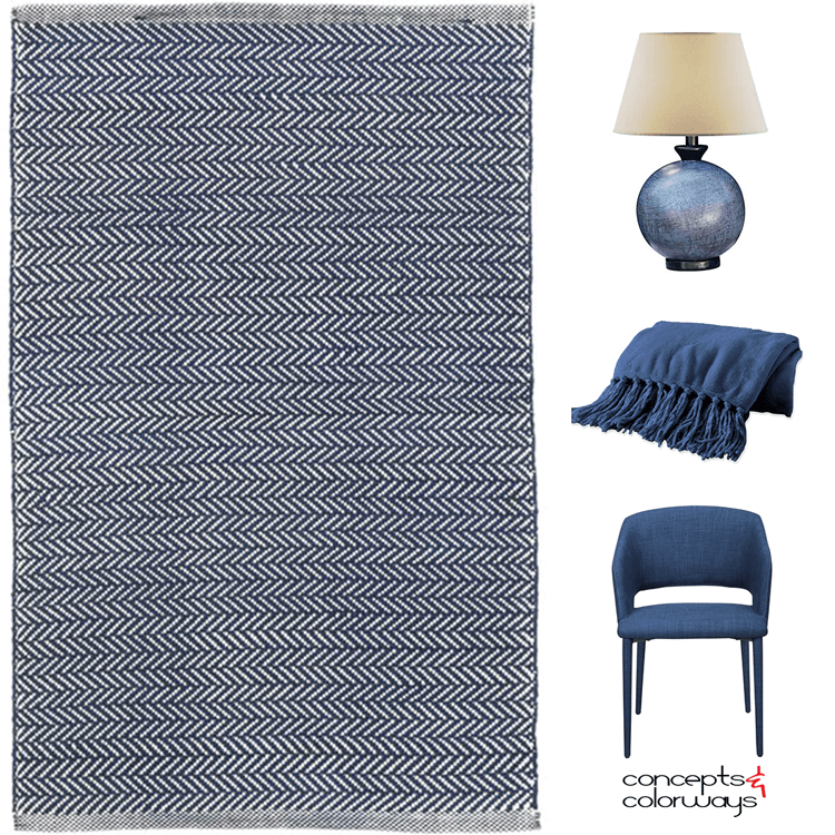 pantone sailor blue, navy blue decor, navy blue home decor, navy decor, navy blue, sailor blue
