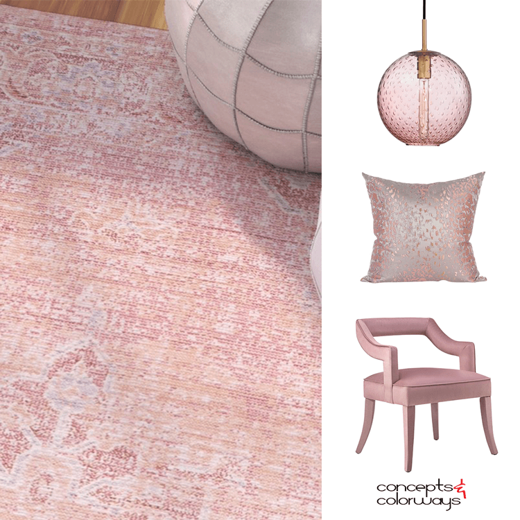 pantone ash rose, ash rose, rose pink, rose pink decor, rose pink chair, rose pink pillow, rose pink rug, mauve pink, mauve decor, blush pink decor, blush pink, blush pink chair, blush pink pillows, blush pink rug, mauve rug, mauve chair