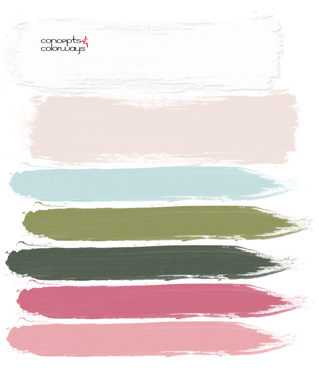 Colour Scheme Emerald Green Sage Green Blush Pink: A PINK AND GREEN HOME INTERIOR INSPIRED BY A BLOOMING