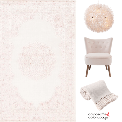 PANTONE ALMOST MAUVE – A BARELY THERE COLOR FOR BLUSH PINK DECOR